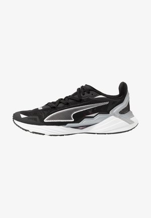ULTRARIDE - Neutral running shoes - black/metallic silver