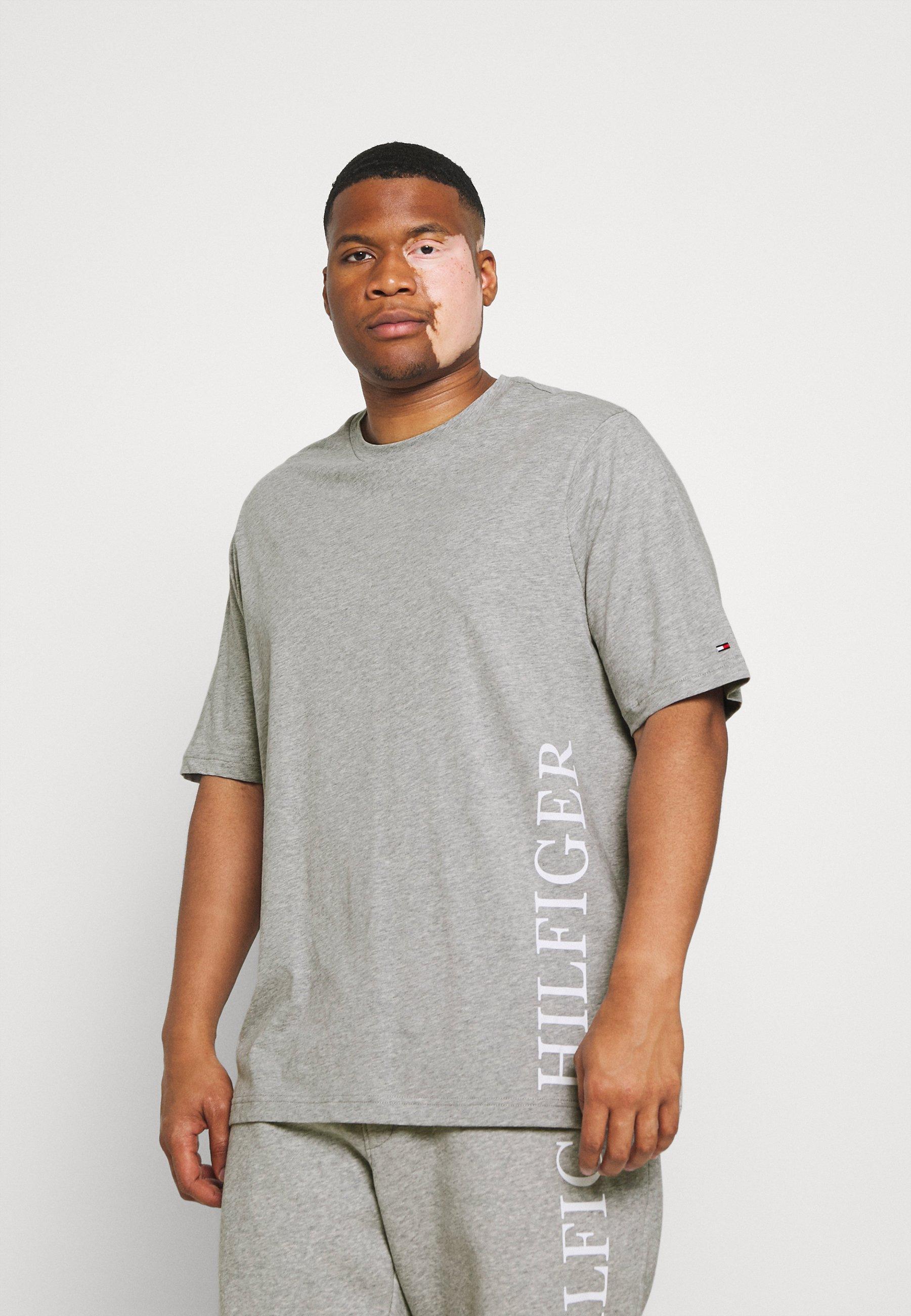 Men SMALL LOGO TEE - Print T-shirt