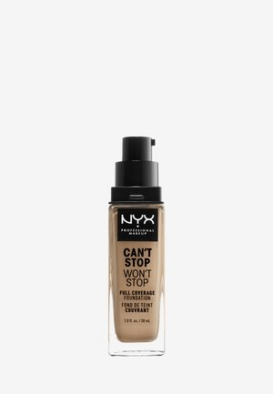 CAN'T STOP WON'T STOP FOUNDATION - Foundation - 12 classic tan