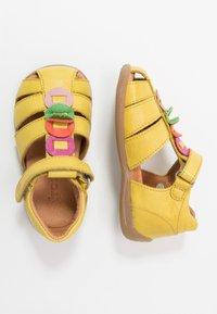 Froddo - CARTE MEDIUM FIT - Sandaler - yellow - 0