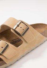 Birkenstock - ARIZONA - Chaussons - steer soft sand - 5