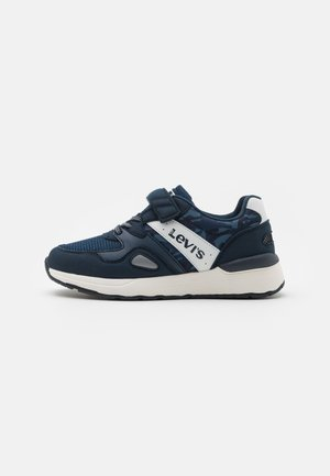 BOSTON CAMO  - Trainers - navy/white