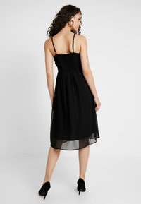 Vero Moda - VMMARLYN SINGLET DRESS - Robe de soirée - black - 2