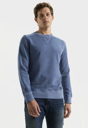 Sweatshirt - steel blue