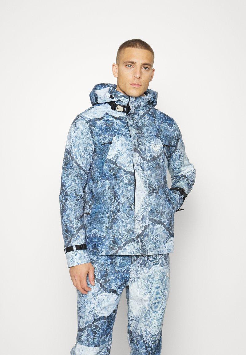 Hi-Tec - ASTE - Hardshell jacket - glacier