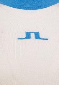 J.LINDEBERG - ADIA TURTLE NECK GOLF - Jumper - white - 2