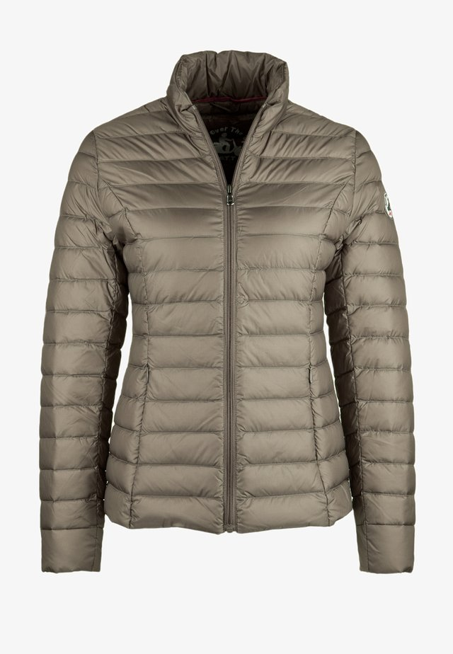 CHA - Gewatteerde jas - taupe
