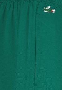 Lacoste Sport - TRACK SUIT - Trainingspak - bottle green/white/black - 11