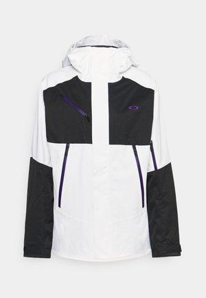 CRESCENT SHELL JACKET - Snowboard jacket - white