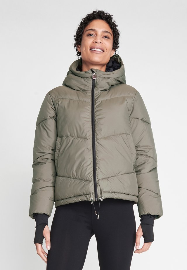 ALBA - Winter jacket - dusty olive