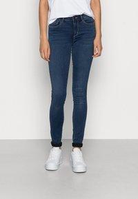 ONLY - ONLROYAL  - Jeans Skinny - dark blue denim - 0
