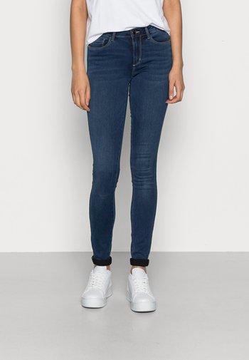 ONLROYAL  - Jeansy Skinny Fit - dark blue denim