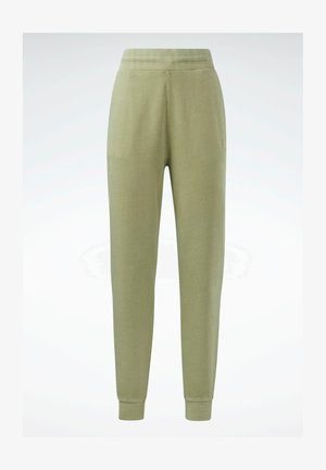 REEBOK CLASSICS NATURAL DYE JOGGERS - Pantalon de survêtement - green