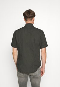 G-Star - ARC 3D SLIM SHIRT S\S - Shirt - asfalt - 2
