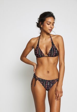 TRIANGLE SET - Bikiny - black