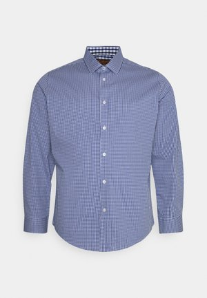 DUNE CHECK SHIRT - Shirt - blue
