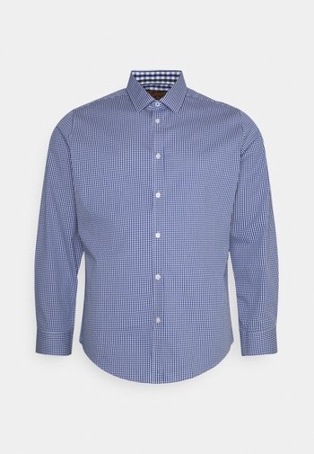 DUNE CHECK SHIRT - Shirt - blue