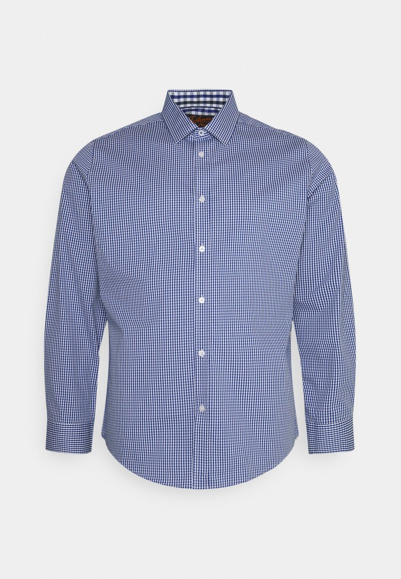 Johnny Bigg - DUNE CHECK SHIRT - Shirt - blue