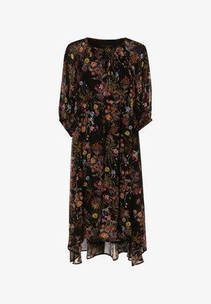 JOYEE - Day dress - schwarz mehrfarbig
