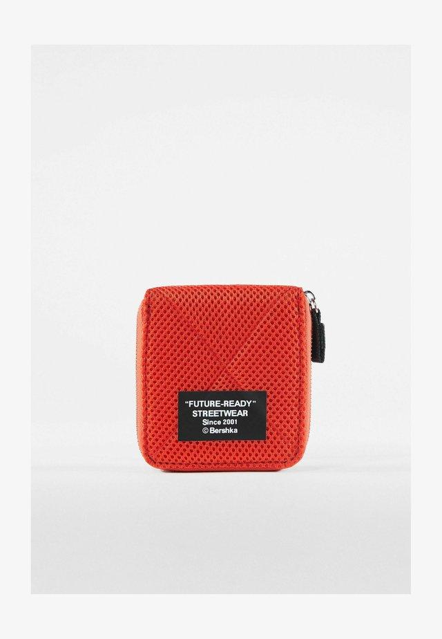 MIT NETZSTOFF - Peněženka - orange