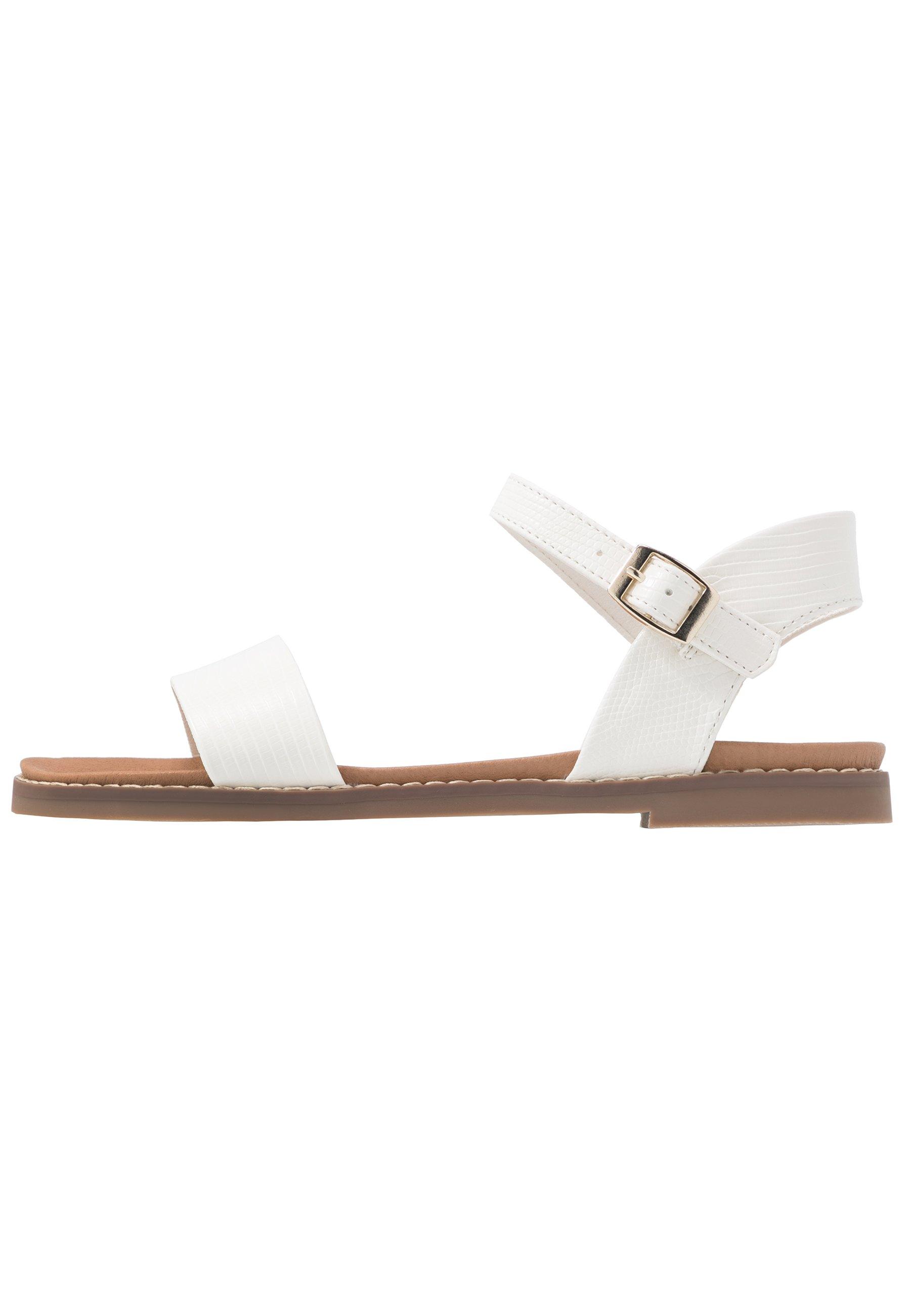GOLDIE Sandaler white