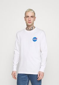 Cotton On - TBAR COLLABORATION TEE - Long sleeved top - white - 0