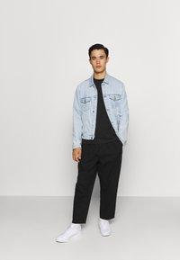 adidas Originals - GOOFY  TEE - T-shirts print - black - 1