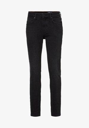 VIDAR  - Slim fit jeans - black