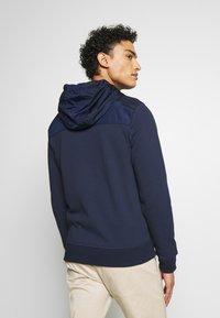 Michael Kors - LOGO  - Zip-up sweatshirt - midnight - 2