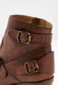 Belstaff - TRIALMASTER SHORT - Ankle boots - cognac - 2