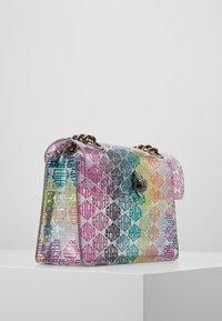 Kurt Geiger London - TRANSPARENT KENSINGTON BG - Across body bag - multi-coloured - 4
