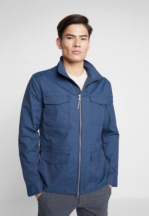 4 POCKET FIELD JACKE - Giacca leggera - navy blazer