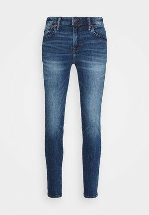 CROPPED - Jeans Skinny Fit - blue denim