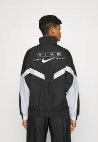 Nike Sportswear - STREET - Training jacket - black/pure platinum/white - 2