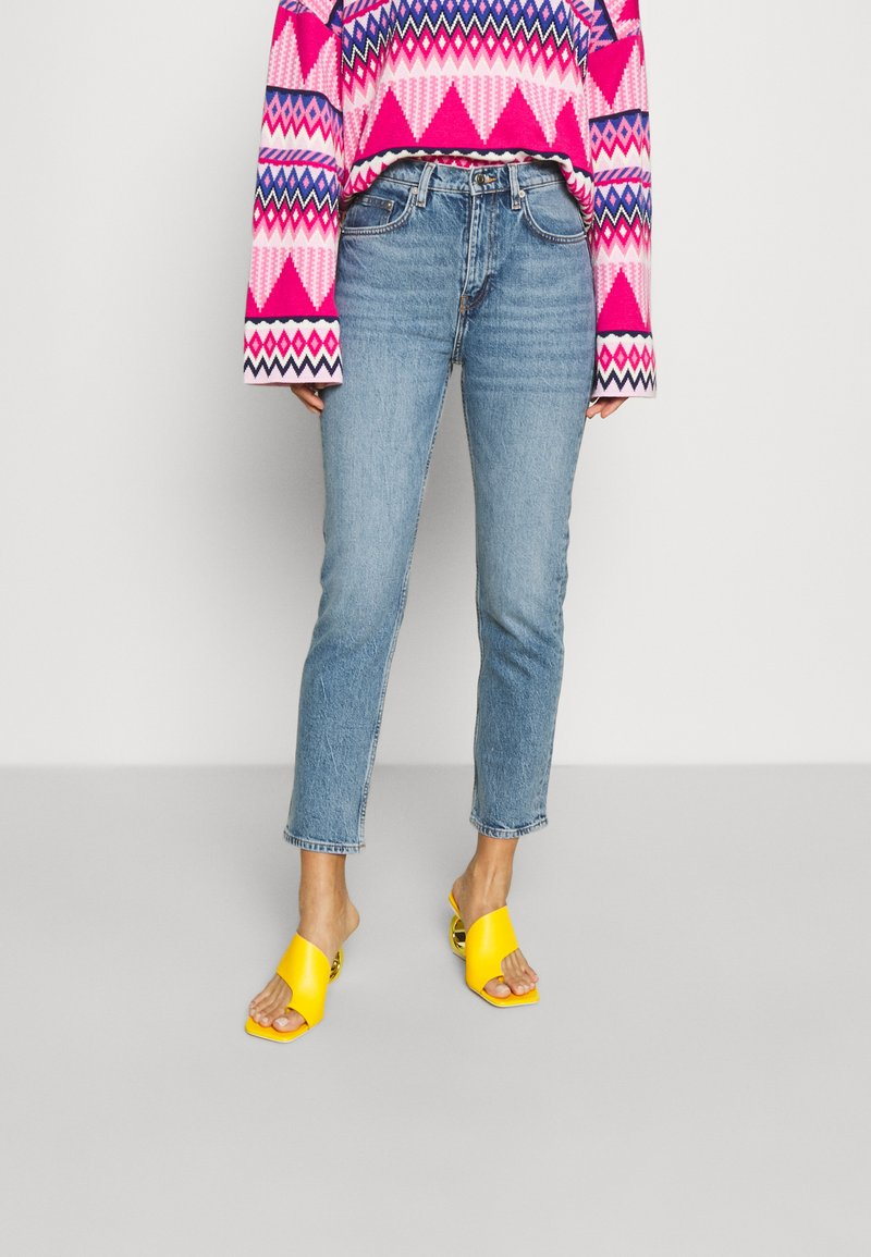 ARKET - Jeans slim fit - light blue