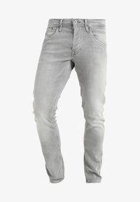 Pepe Jeans - TRACK - Jeansy Straight Leg - 000denim - 3