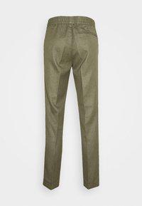 Samsøe Samsøe - SMITHY TROUSERS - Pantalones - deep lichen green - 1
