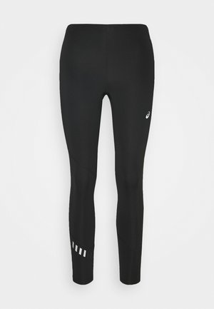 LITE SHOW - Legginsy - performance black/graphite grey
