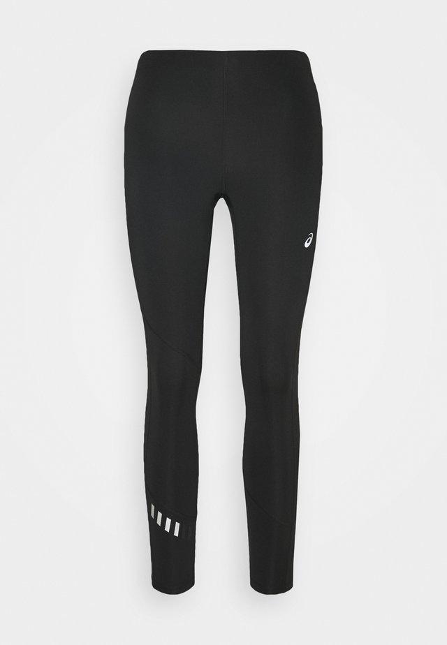 LITE SHOW - Legging - performance black/graphite grey