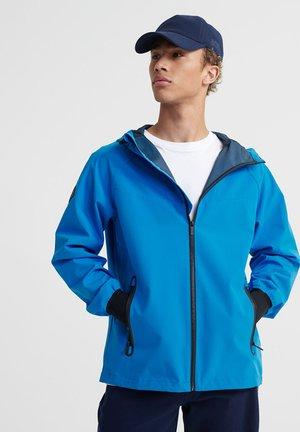 Light jacket - mid blue