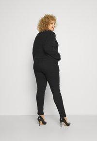 Anna Field - Slim fit jeans - black denim - 2