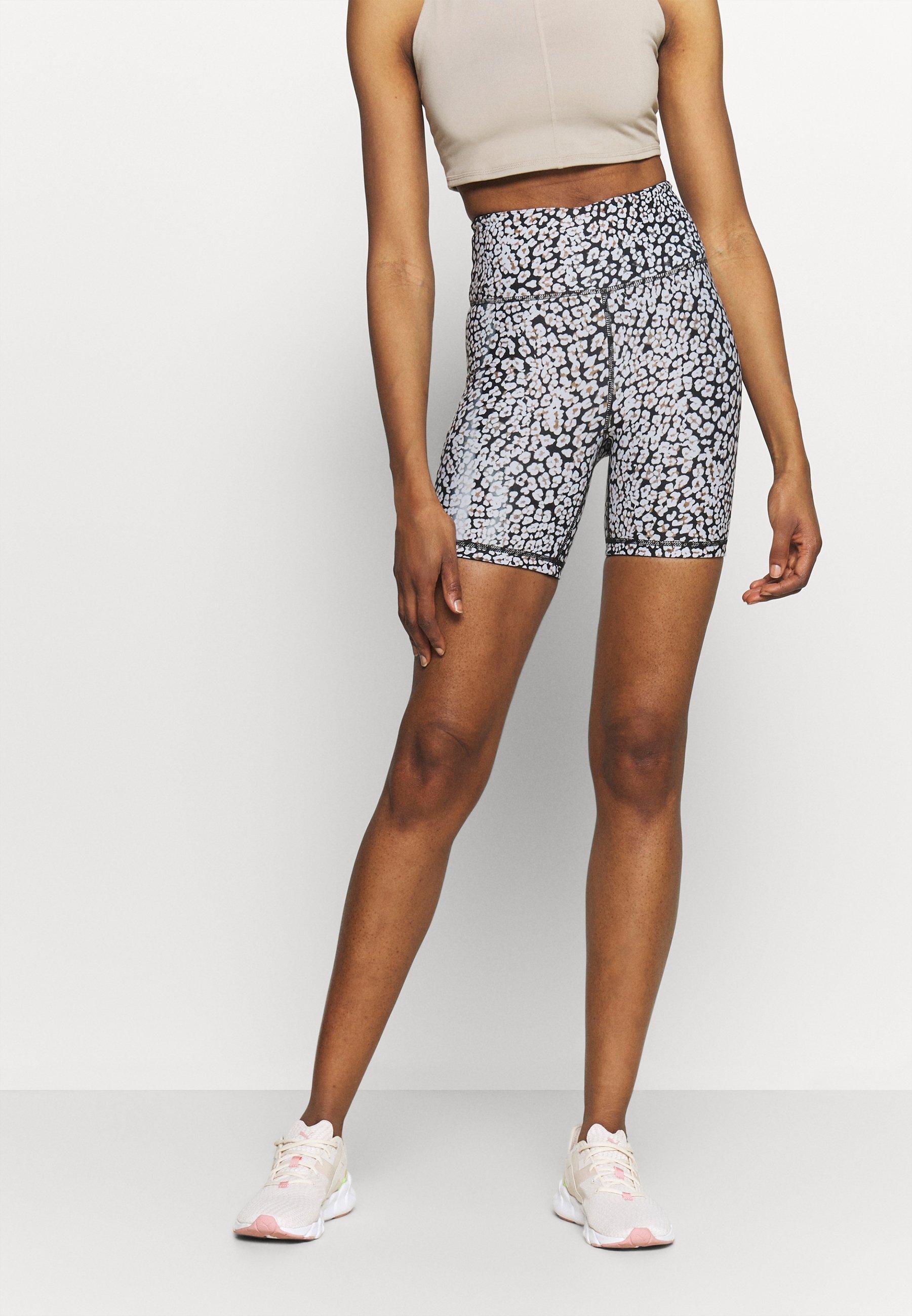 Femme REVERSIBLE BIKE SHORT - Collants