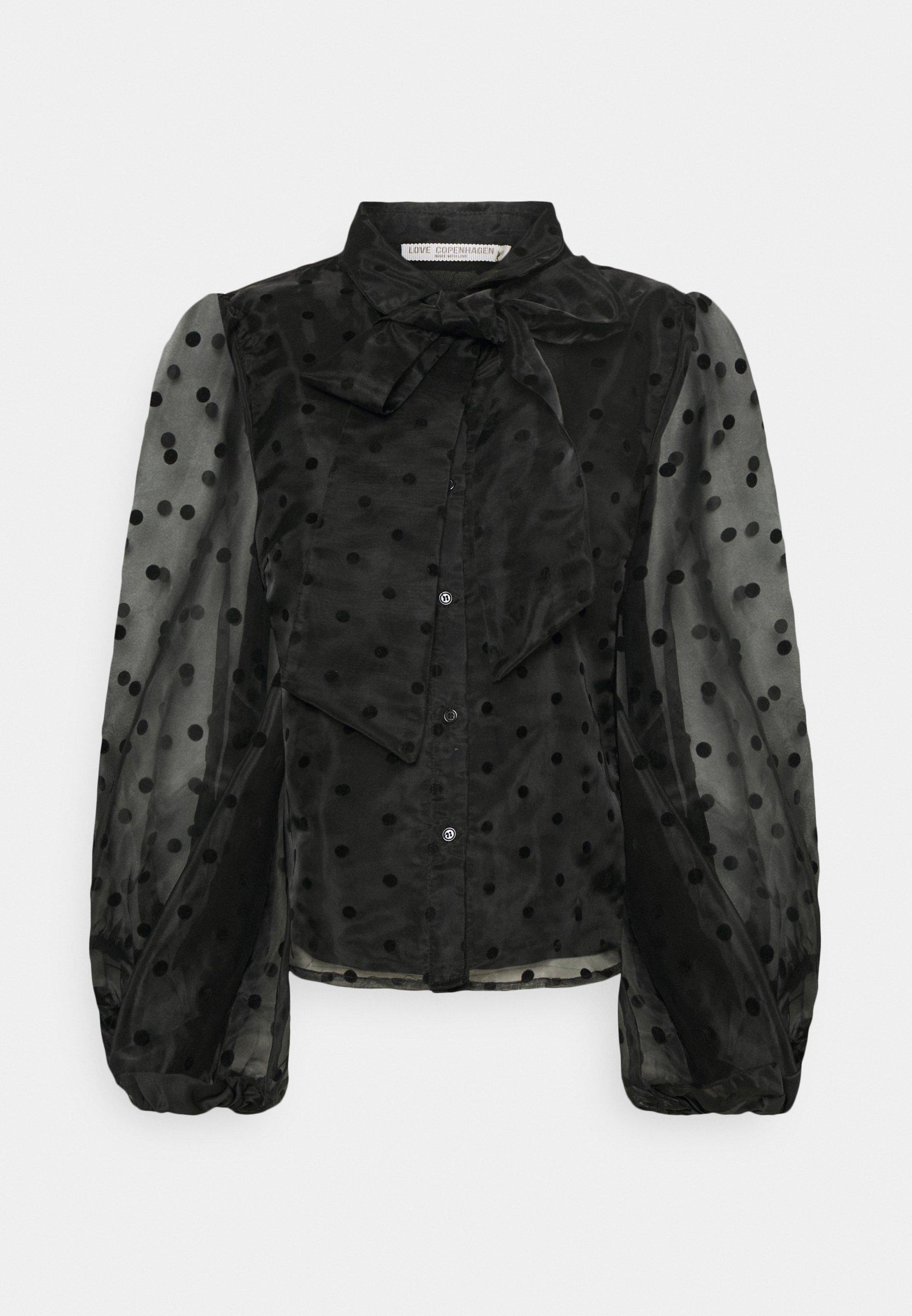 Women ASHKA BLOUSE - Button-down blouse