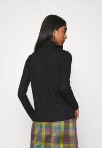 Pepe Jeans - DEBORAH - Long sleeved top - black - 2