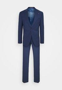 Tommy Hilfiger Tailored - FLEX SLIM FIT SUIT - Puku - blue - 8
