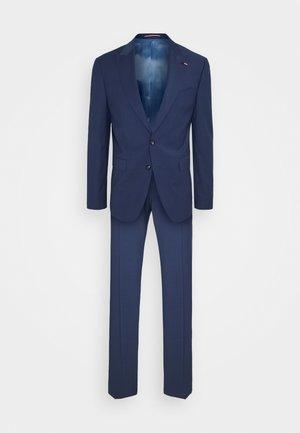 FLEX SLIM FIT SUIT - Anzug - blue