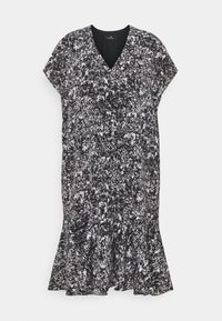 PS Paul Smith - WOMENS DRESS - Day dress - black - 4