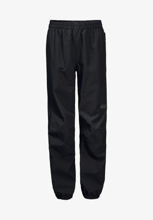 Rain trousers - black