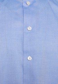 Eton - SLIM FINE DOTTED  - Formal shirt - blue - 2