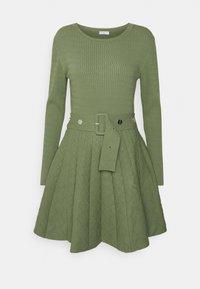 Claudie Pierlot - MAUDBIS - Jumper dress - lichen - 0